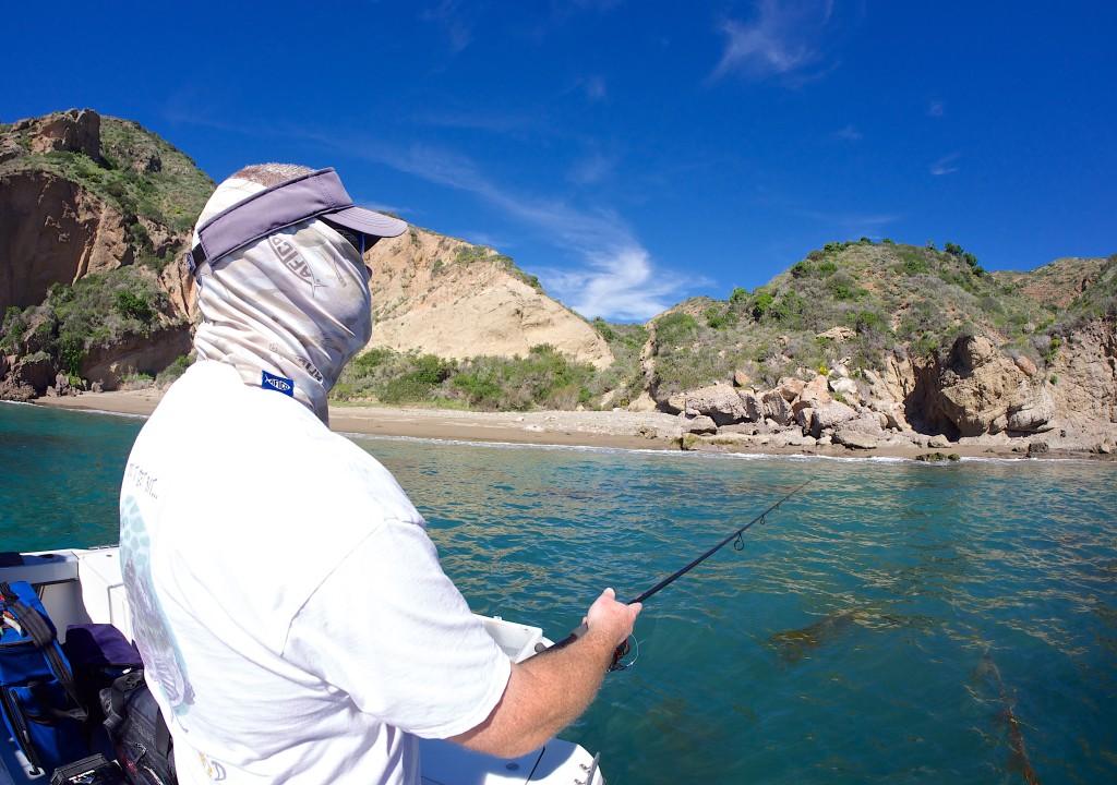 Santa cruz island with scott summersgill radio silence for Santa cruz fishing