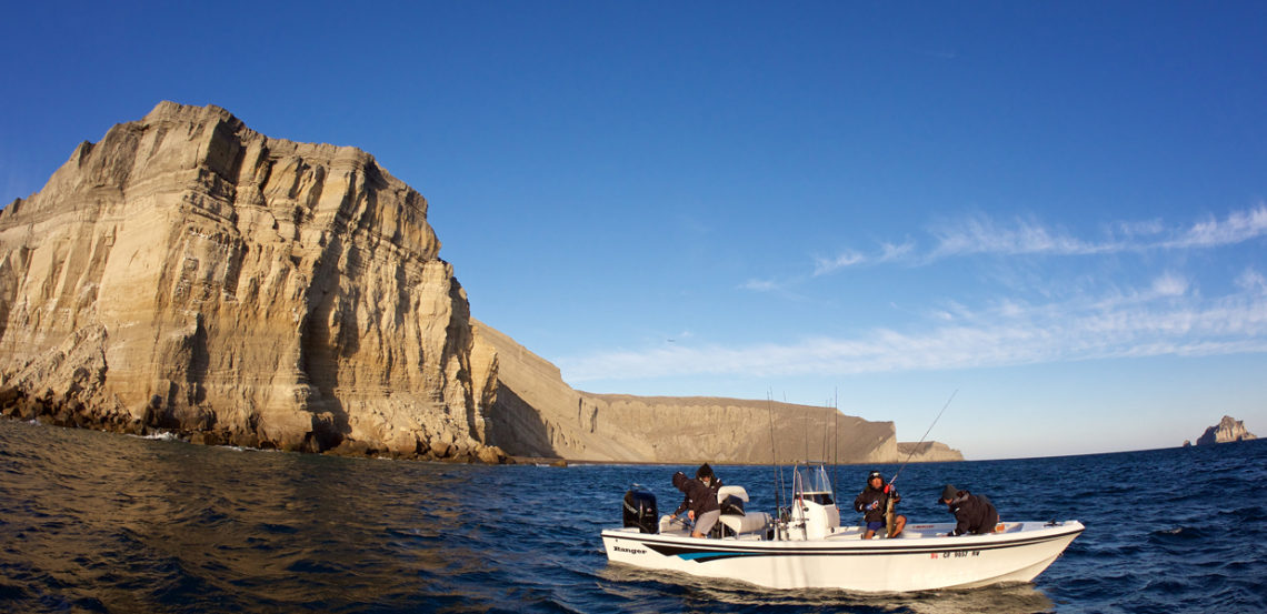 Explore, adventure, fishing, baja