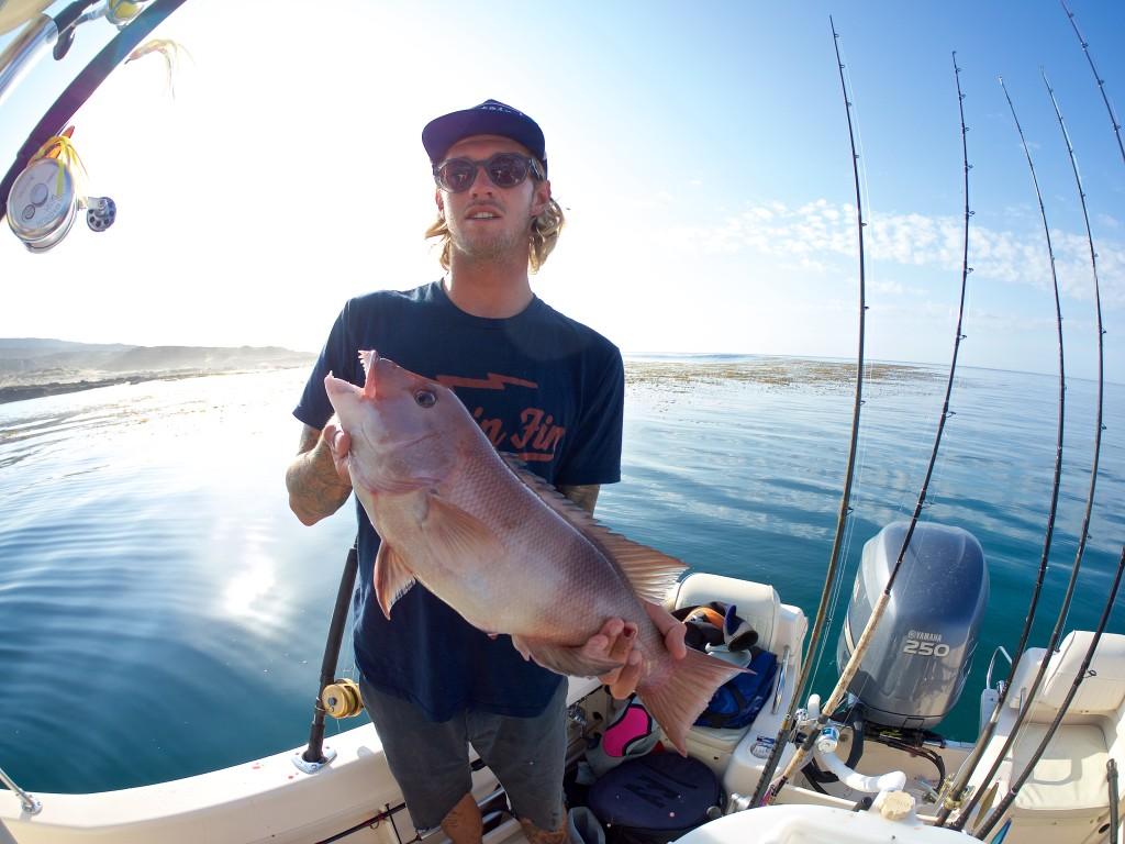 Sight fisherman.